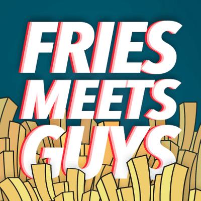 Fries Meets Guys - MARTIN JOHANNES LARSEN - MAN KAN IKKE BARE GÅ OG VÆRE EN LUKKET BOG HELE TIDEN