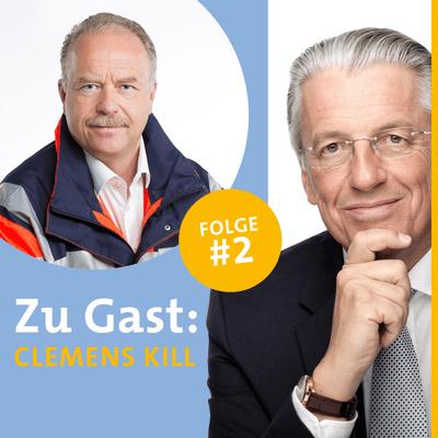 Diagnose: Zukunft - Der Experten Podcast - #2 COVID-19. Das sollten Sie wissen!