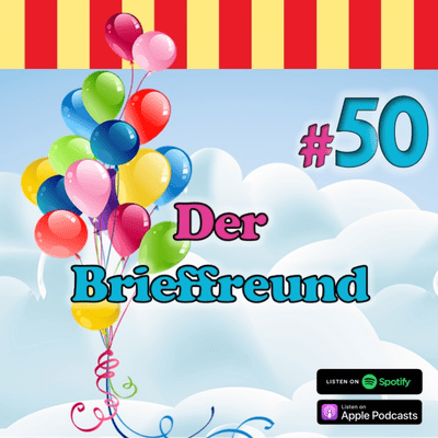 Inside Neustadt - Der Bibi Blocksberg Podcast - #50 - Der Brieffreund
