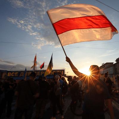 Vis à vis | Inforadio - Sechs Monate Aufstand in Belarus - und jetzt?