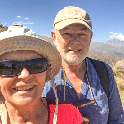 Un Gran Viaje - Una vuelta al mundo con más de 70 años, con Isabel y Mario del blog Conmasde70 | 82