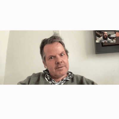 Turned Out A Punk - Episode 329 - Bruce McCulloch (Kids In The Hall, Tallboyz etc.)