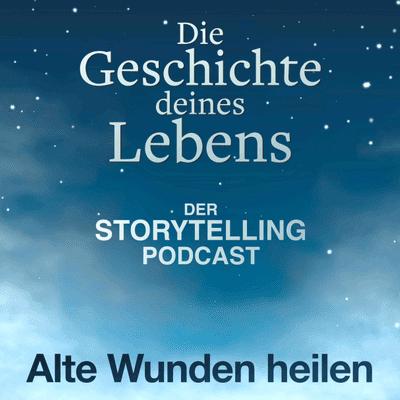 """Storytelling: Die Geschichte deines Lebens - """"Alte Wunden heilen"""" mit Sabine Löcherbach"""