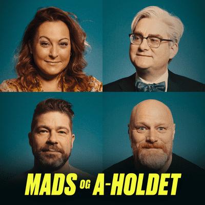 Mads og A-holdet - Episode 20: Frieri på et gravsted, løgn om p-piller og en uønsket glasfigur.