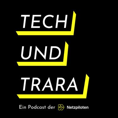 Tech und Trara - TuT #38 - Wie kreativ kann Künstliche Intelligenz sein? - Mit Peggy Schoenegge