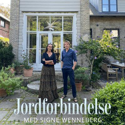 Jordforbindelse med Signe Wenneberg - Episode 25: Adam Aamanns køkkenhave – om tallerkensmækkere, figner og septembers bedste retter