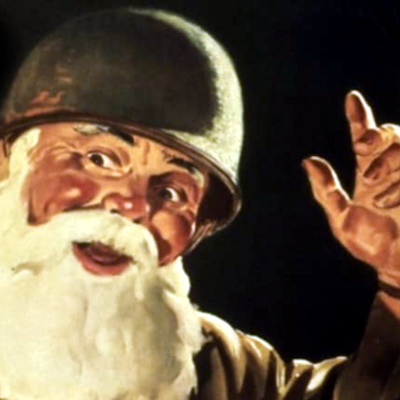 Merry Podcast - The Christmases of World War II
