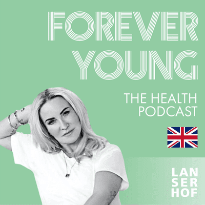 Forever Young (Eng) - The Health Podcast - #08 – Menopause! With Meg Mathews