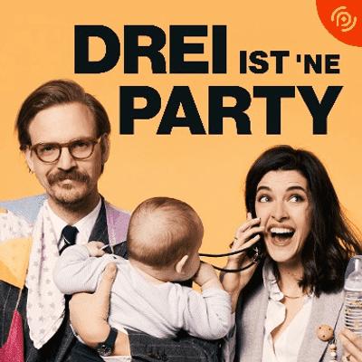 """Drei ist 'ne Party! – Marie Nasemann & Sebastian Tigges - Eltern-Dynamik: """"Wir sind ein Team!"""""""