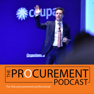 The Procurement Podcast - Episode 007: High Performance Procurement with Rob Halsall