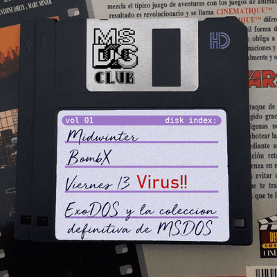 MS-DOS CLUB - MS-DOS CLUB Podcast  Vol 1  abril de 2020