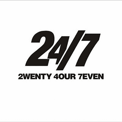 DJ Jorge Gallardo Radio - Twenty 4 Seven - I Love The Music