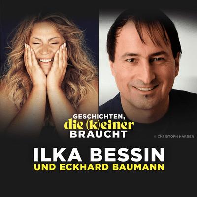 Geschichten, die (k)einer braucht mit Ilka Bessin - Eckhard Baumann über seinen Verein Straßenkinder e.V., Armut und Engagement
