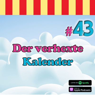 Inside Neustadt - Der Bibi Blocksberg Podcast - #43 - Der verhexte Kalender